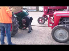 Traktorträff skördefest 2016