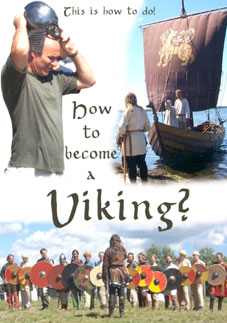 How do I become a viking?