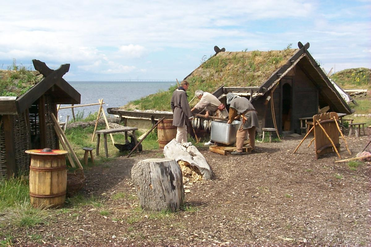 Be a volunteer or craftsman at Foteviken | Fotevikens Museum